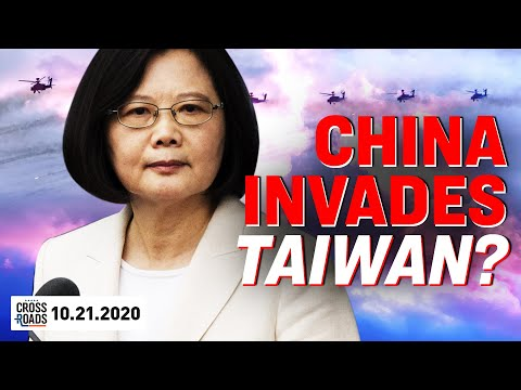 Taiwan Warned of Possible Invasion by China; Hunter Biden Laptop Corroborated by Secret Service Logs