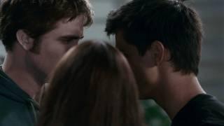 Eclipse Movie Clip:  Edward Threatens Jacob HD