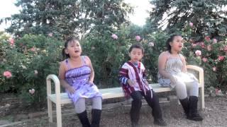 Karen children gospel song Be like chidlren