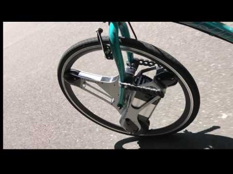 Riding the GeoOrbital and Copenhagen E-bike Wheels