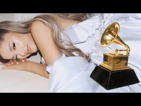 Ariana Grande wins her first Grammy Award Mp3