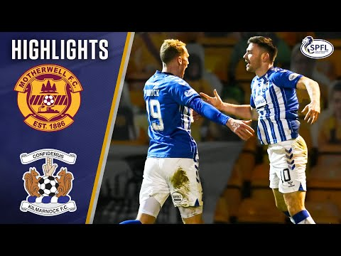 Motherwell Kilmarnock Goals And Highlights