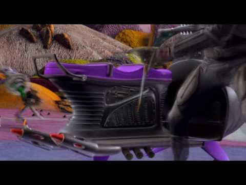 Shark Boy and lava girl  (fight scene) Taylor Lautner irl moves on the screen