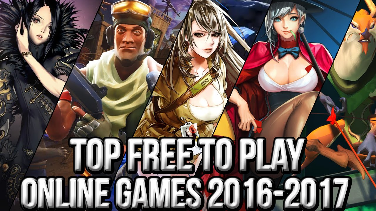 Top Best Free Onlinemmo Games 20162017  Upcoming Online -7478