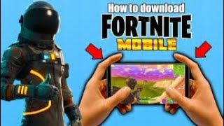 How to Download and Install Fortnite for Android Phones| Device Compatibility