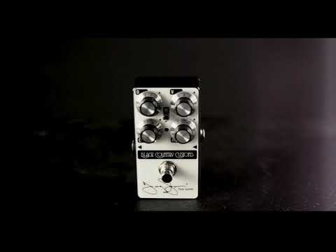 Laney Black Country Customs TI-BOOST Pedal.