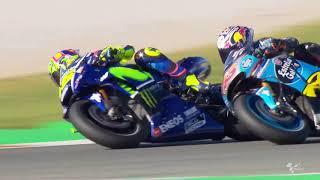 2017 #ValenciaGP - Yamaha in action