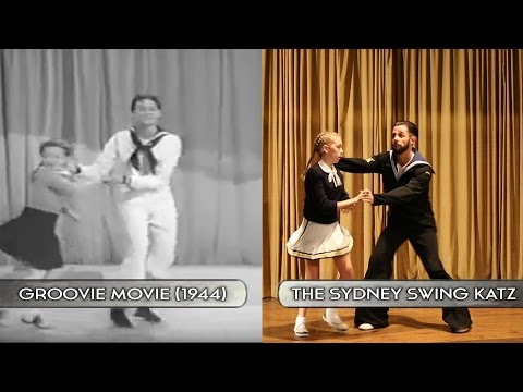Swing Katz Vs. Groovie Movie