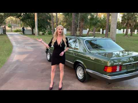A 3,994 Mile W126 is the RAREST Find Yet! 1982 Mercedes-Benz 300SD Turbo Diesel! from YouTube · Duration:  14 minutes 56 seconds