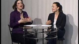 ALL FRIENDS CABERET KRYSTYNE CHEEVER INTERVIEWS NANCY BRADY