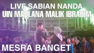 Gambar cover PECAH!! Live Sabian Nanda Dies Natalis MPI UIN Maulana Malik Ibrahim Malang
