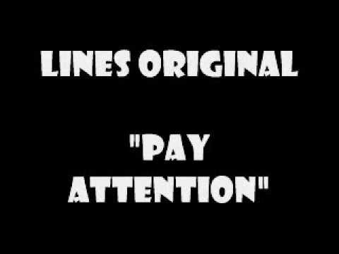 PAY ATTENTION (Prod By L.O) Social/Conscious Rap/Hip-Hop