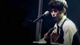 ' I'm Yours '  by minkyunghoon(민경훈) korean singer^^* Resimi