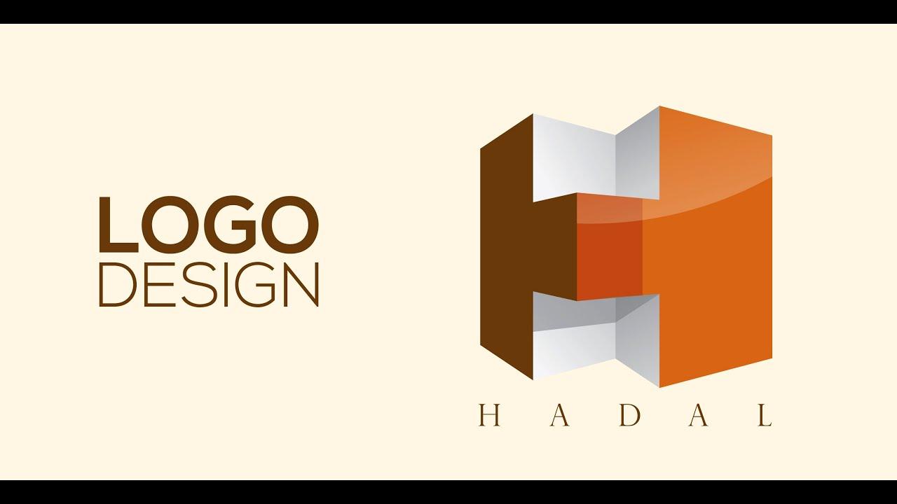 professional logo design adobe illustrator cc hadal youtube