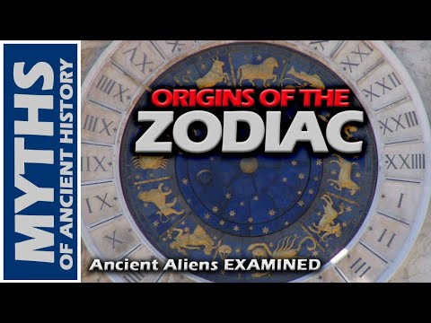 How Old Is The ZODIAC? | Ancient Aliens And The Constellation Code