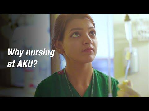 Why Nursing At AKU?