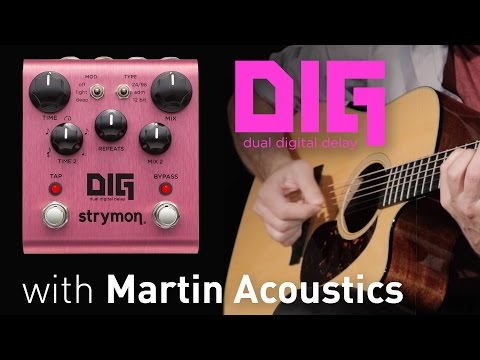 Effects Pedals For Acoustic Guitars Strymon