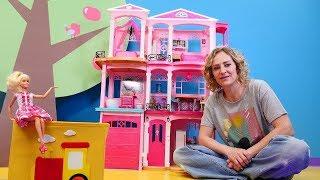 Spielspaß mit Barbie - 5 Folgen am Stück - Spielzeugvideo für Kinder