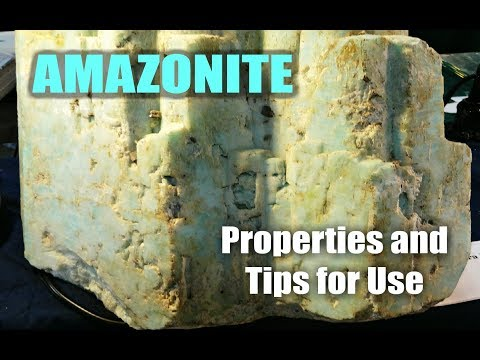AMAZONITE: Spiritual Properties And Tips For Use