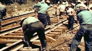 HOW IT WORKS  American Railroads 720p