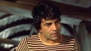 Dharmendra's Best Action Scene Ever   Chacha Bhatija Movie