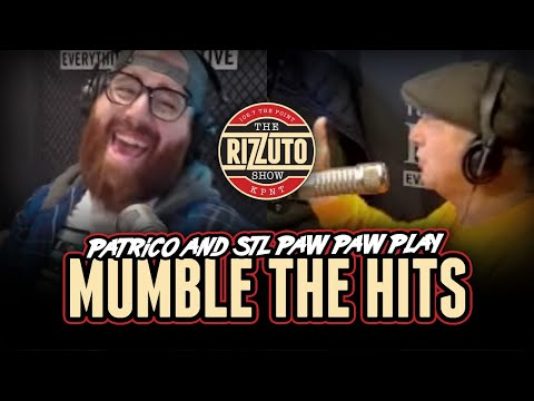 Mumble The Hits with Patrico & STL Paw Paw [Rizzuto Show]