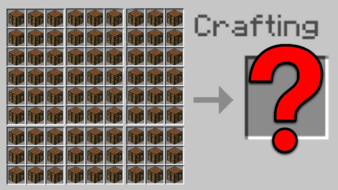 Minecraft Pe Crafting Table Not Working