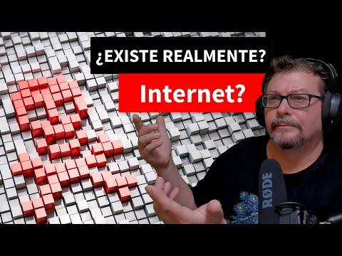 ? ¿Existe Realmente INTERNET? o ¿Quizás Ahora es una Gigantesca Inteligencia Artificial?