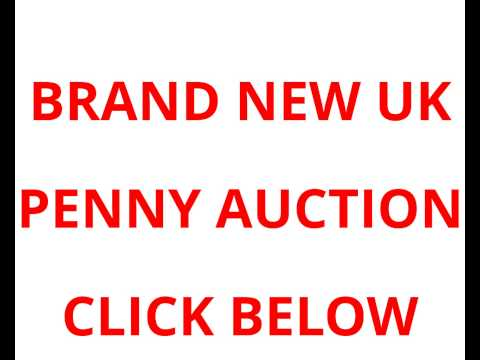 Penny Auction UK 2013 - Free Bids. Penny Auction Site