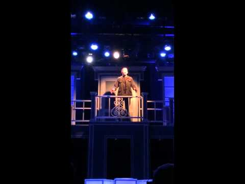 High Flying Adored (from Evita) by Matthew Roman