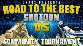 "Tac-19 Vs Bulldog - Rd.1 Match ""road To The Best Shotgun"" Tournament (call Of Duty)"