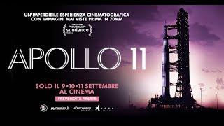 APOLLO 11 Trailer ITA (2019)