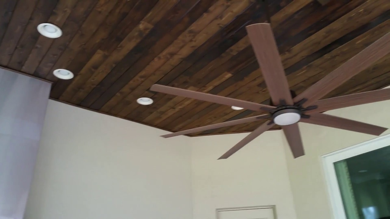 Tongue And Groove Cedar Ceiling