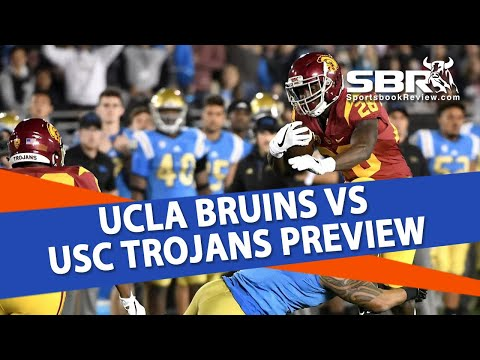 UCLA Bruins at USC Trojans | College Football Picks | With Joe Gavazzi