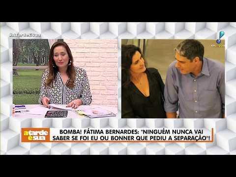 Sonia Abrão Comenta Vida De Fátima Bernardes Após Separação De William Bonner