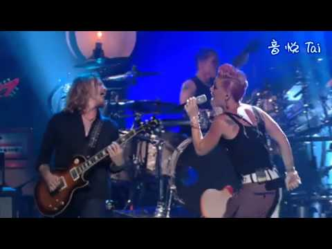 MV How Come You're Not Here (VH1 Storytellers)    -Pink (p!nk)-MV    -  MV MTV        -  Tai-