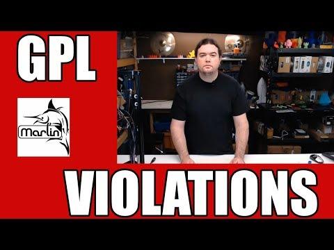 My Take On GPL Violations - Chris's Basement