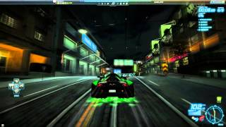 Need for Speed World Gameplay and Racing