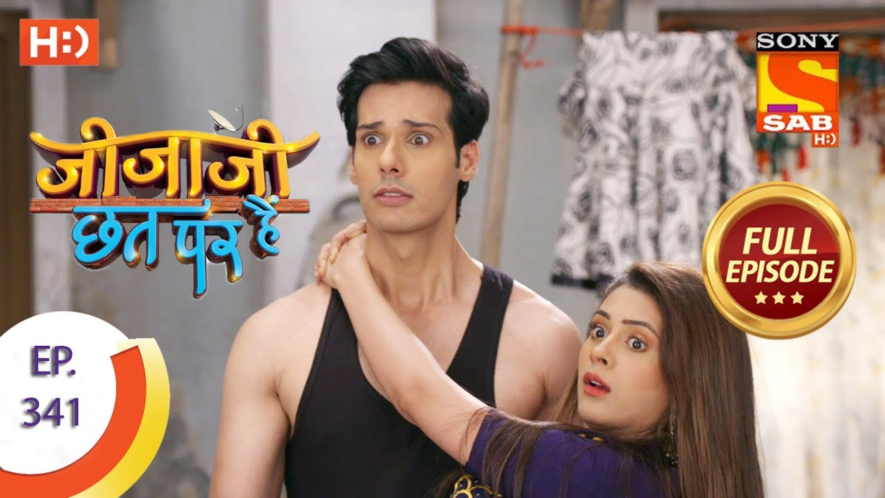 Download Jijaji Chhat Per Hai - Ep 341 - Full Episode - 25th April, 2019