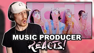 Music Producer Reacts to BLACKPINK - 'Ice Cream (with Selena Gomez)'