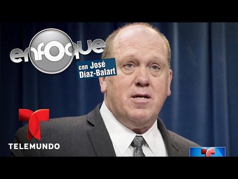 Implicaciones de órdenes de Trump en los hispanos | Enfoque | Noticias Telemundo