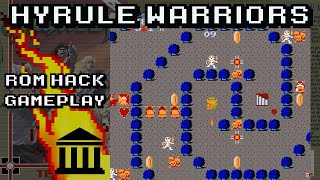 Gauntlet Hyrule Warriors Nes Rom Hack All Characters Gameplay Youtube