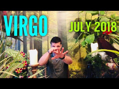 VIRGO July 2018 | WOW!! AMAZING MONTH!! Good Changes! - July Virgo Horoscope Tarot