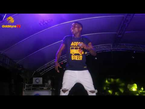 SMALL DOCTOR PERFORMS WITH LIVE BAND AT OJUDE OBA MUSIC CONC