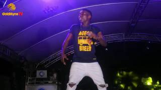 SMALL DOCTOR PERFORMS WITH LIVE BAND AT OJUDE OBA MUSIC CONCERT 201...