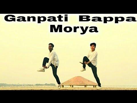 Ganpati Bappa Morya ( Judwaa2 ) Dance (Choreography bboy rohan)