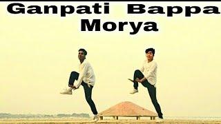 Ganpati Bappa Morya ( Judwaa2 ) Dance Choreography Fazal Sir