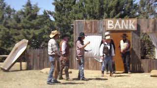 Rawhide Days 2018 Liberators Gunfighters