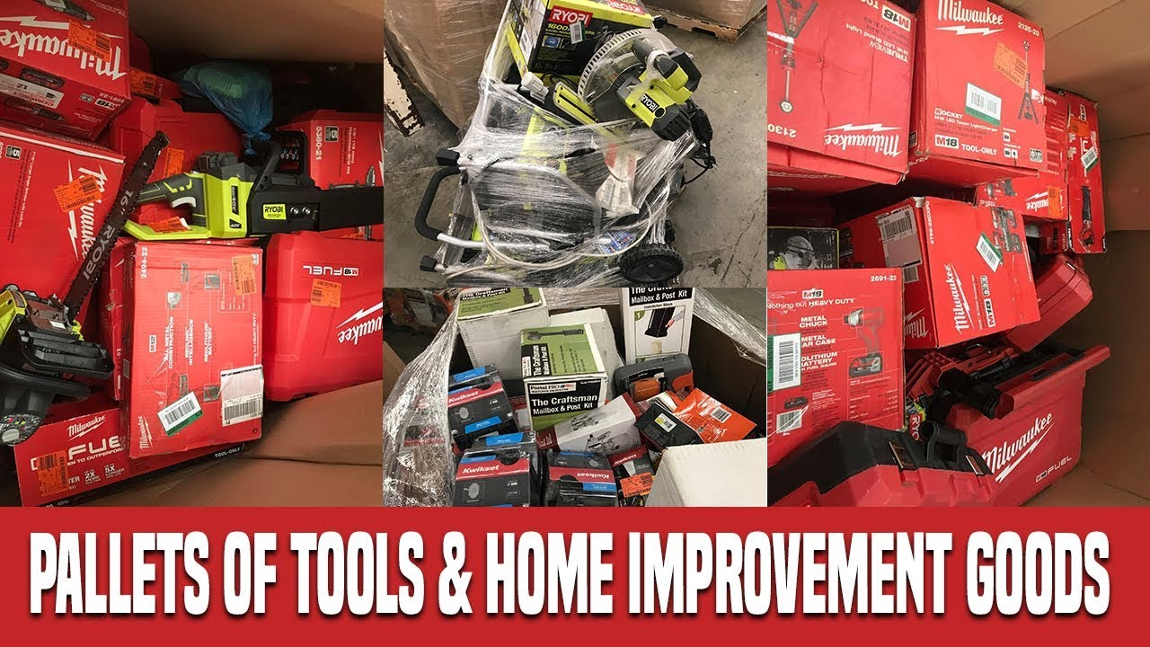 Home Depot Truckloads from West Coast Trading