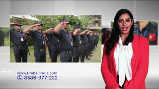 Fireball Securitas - Best Security Company in India